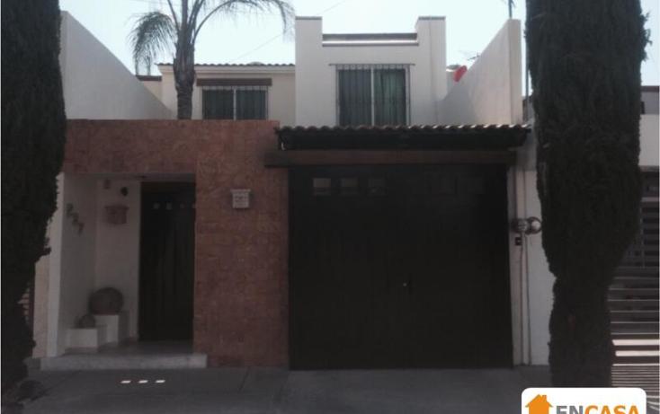Foto de casa en venta en  237, villa teresa, aguascalientes, aguascalientes, 877135 No. 01