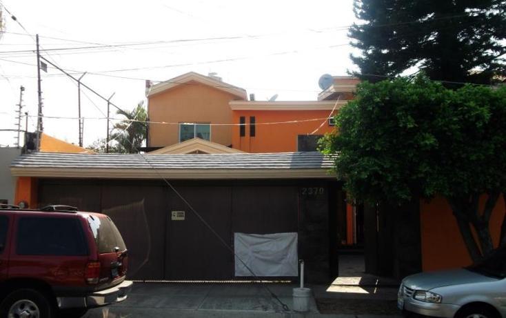 Foto de casa en renta en  2370, bosques de la victoria, guadalajara, jalisco, 2652921 No. 01