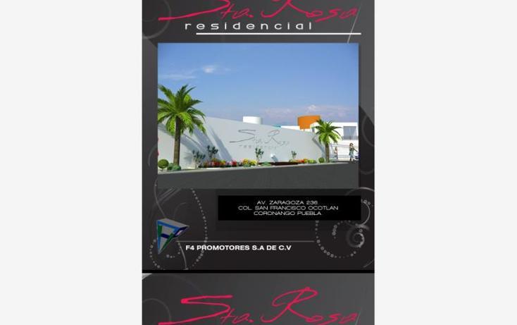 Foto de casa en venta en  238, san francisco, quecholac, puebla, 2042580 No. 01