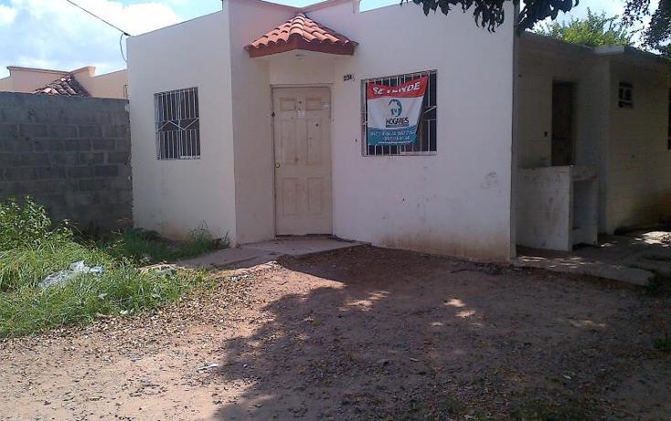 Foto de casa en venta en  239, las palmas, navolato, sinaloa, 1539126 No. 01