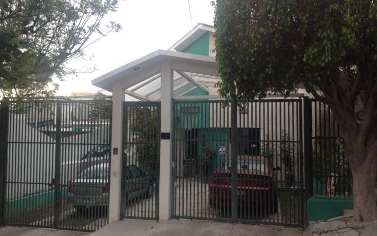 Foto de casa en venta en  24, arboledas del parque, querétaro, querétaro, 829859 No. 01