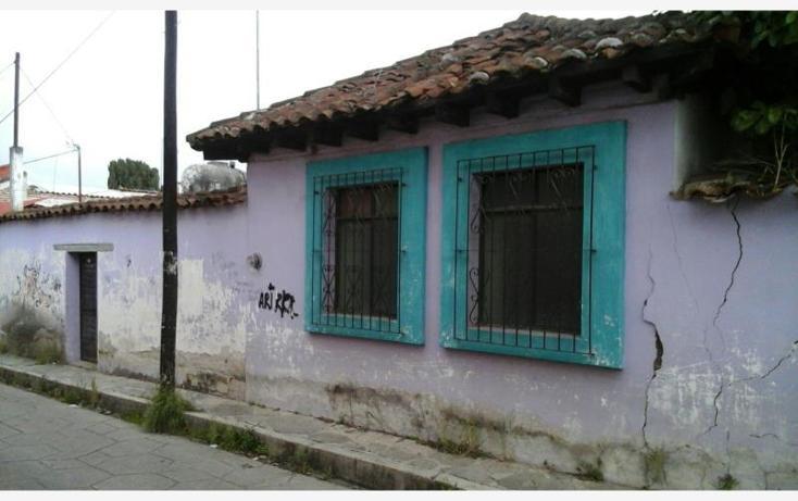 Foto de casa en venta en  24, el cerrillo, san cristóbal de las casas, chiapas, 1628960 No. 01