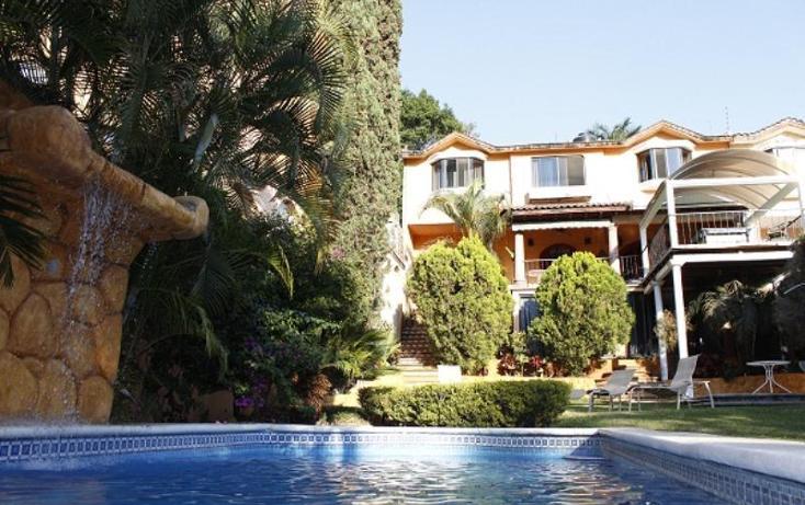Foto de casa en renta en  24, las palmas, cuernavaca, morelos, 387933 No. 01
