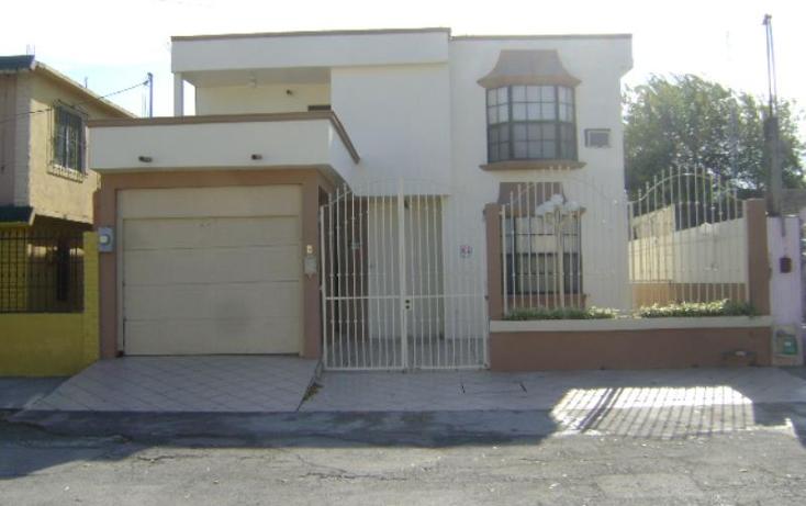 Foto de casa en venta en  24, las palmas, matamoros, tamaulipas, 1646824 No. 01