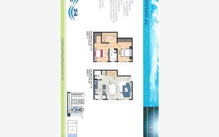 Foto de departamento en venta en  24, popotla, miguel hidalgo, distrito federal, 1485639 No. 06