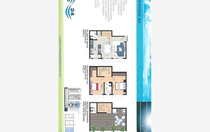 Foto de departamento en venta en  24, popotla, miguel hidalgo, distrito federal, 1485639 No. 07