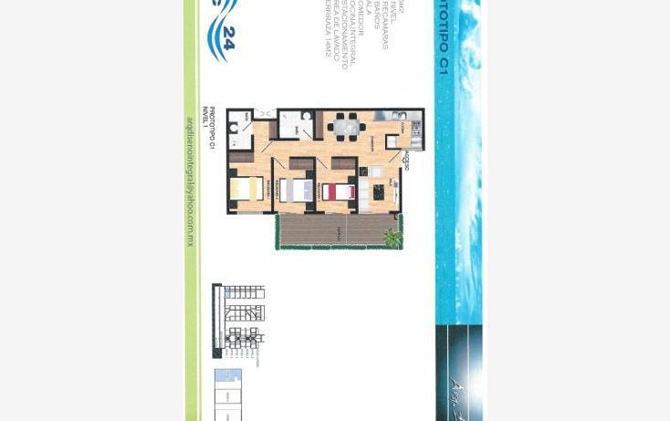 Foto de departamento en venta en  24, popotla, miguel hidalgo, distrito federal, 1485639 No. 09