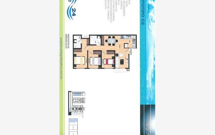 Foto de departamento en venta en  24, popotla, miguel hidalgo, distrito federal, 1485639 No. 10