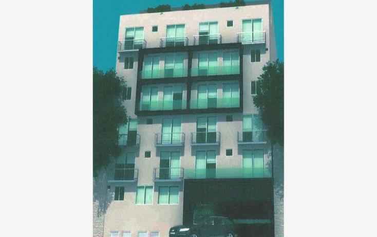 Foto de departamento en venta en  24, popotla, miguel hidalgo, distrito federal, 1566072 No. 01
