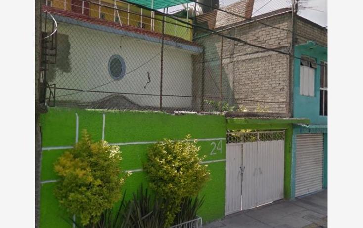 Foto de casa en venta en  24, presidentes, álvaro obregón, distrito federal, 1996502 No. 01