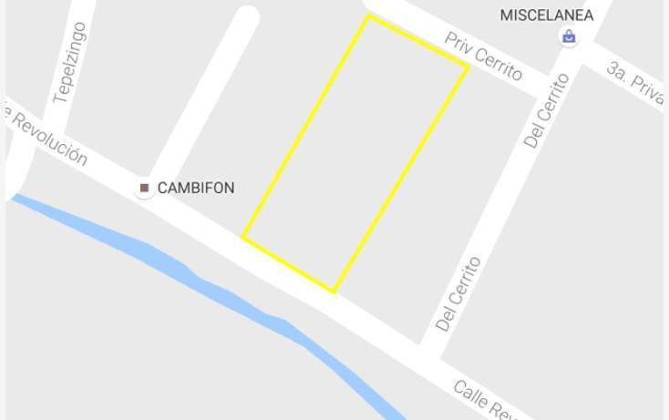 Foto de terreno habitacional en venta en revolucion 24, santiago momoxpan, san pedro cholula, puebla, 2669389 No. 02