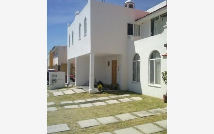 Foto de casa en venta en tulipanes 24, tejeda, corregidora, querétaro, 1387687 No. 02