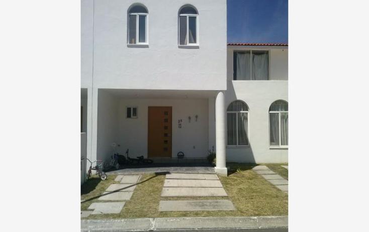 Foto de casa en venta en tulipanes 24, tejeda, corregidora, querétaro, 1387687 No. 04
