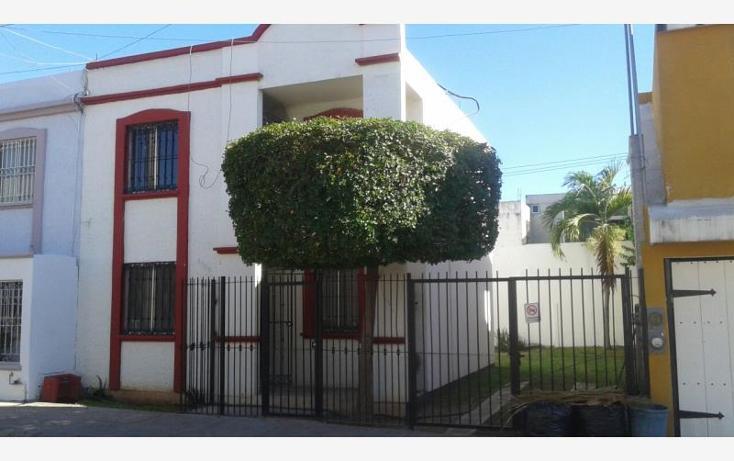 Foto de casa en venta en  2400, nueva vizcaya, culiacán, sinaloa, 1924944 No. 01
