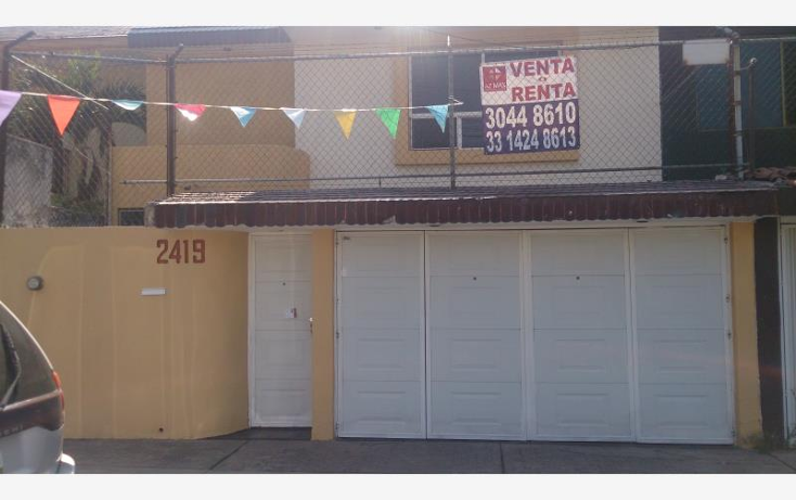 Foto de casa en venta en  2419, bosques de la victoria, guadalajara, jalisco, 1033847 No. 01