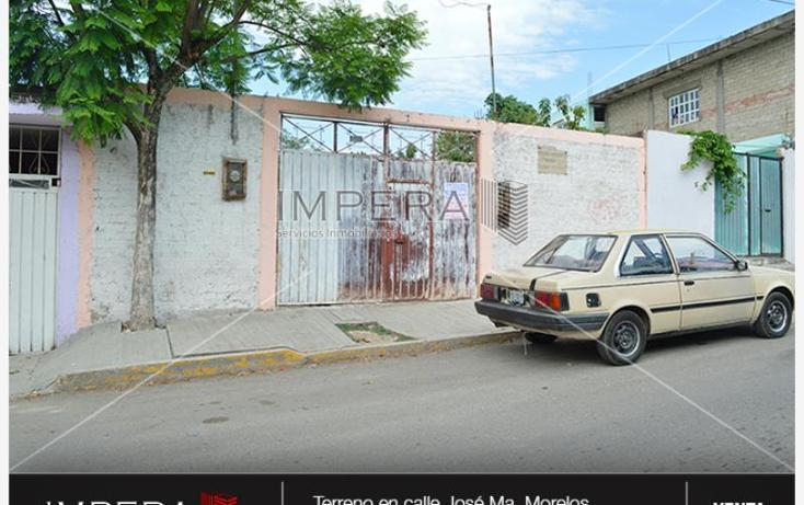 Foto de terreno habitacional en venta en  2425, santiago de tula, tehuac?n, puebla, 1218953 No. 02