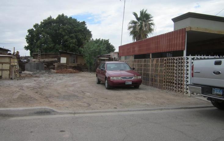 Foto de terreno habitacional en venta en  2428, norte, mexicali, baja california, 1005367 No. 01