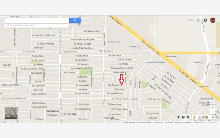 Foto de terreno habitacional en venta en  2428, norte, mexicali, baja california, 1005367 No. 02