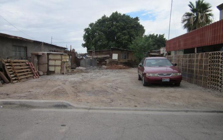 Foto de terreno habitacional en venta en  2428, norte, mexicali, baja california, 1005367 No. 03