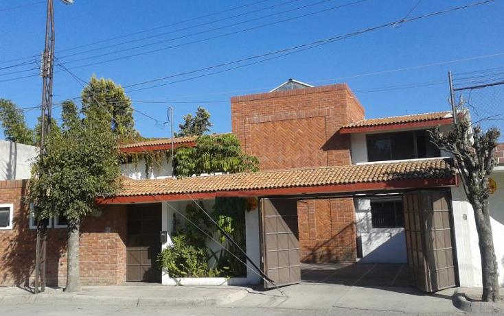 Foto de casa en venta en  243, lomas 3a secc, san luis potosí, san luis potosí, 616425 No. 02