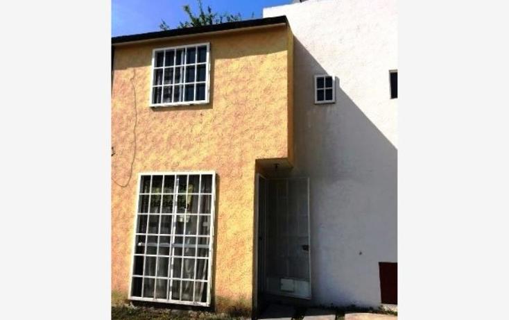 Foto de casa en venta en  243, villas de xochitepec, xochitepec, morelos, 1590596 No. 01