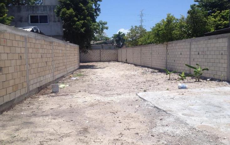 Foto de terreno habitacional en venta en  244, benito ju?rez, carmen, campeche, 1612060 No. 01