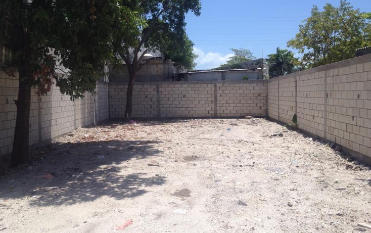 Foto de terreno habitacional en venta en  244, benito ju?rez, carmen, campeche, 1612060 No. 02