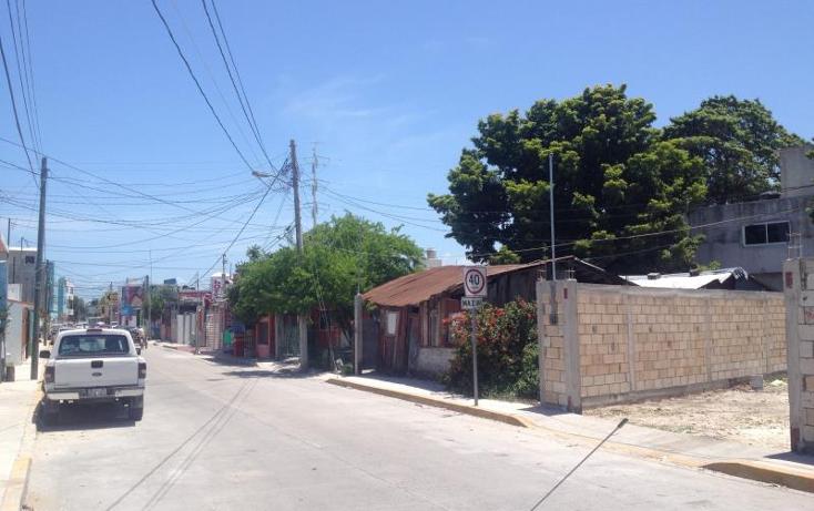 Foto de terreno habitacional en venta en  244, benito ju?rez, carmen, campeche, 1612060 No. 05