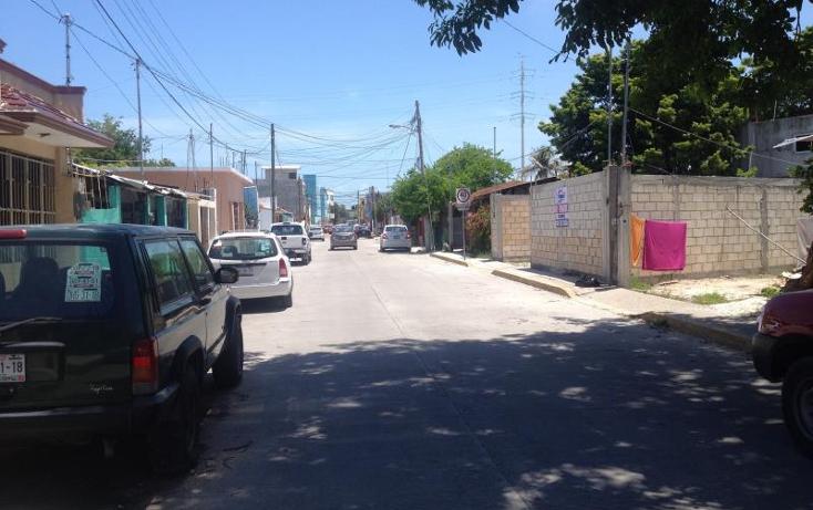 Foto de terreno habitacional en venta en  244, benito ju?rez, carmen, campeche, 1612060 No. 06