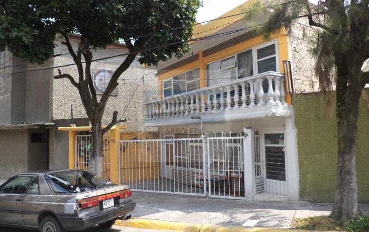 Foto de casa en venta en  245, los pirules, tlalnepantla de baz, méxico, 1596632 No. 01
