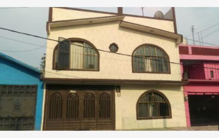 Foto de casa en venta en  245, reforma, nezahualc?yotl, m?xico, 1995306 No. 01