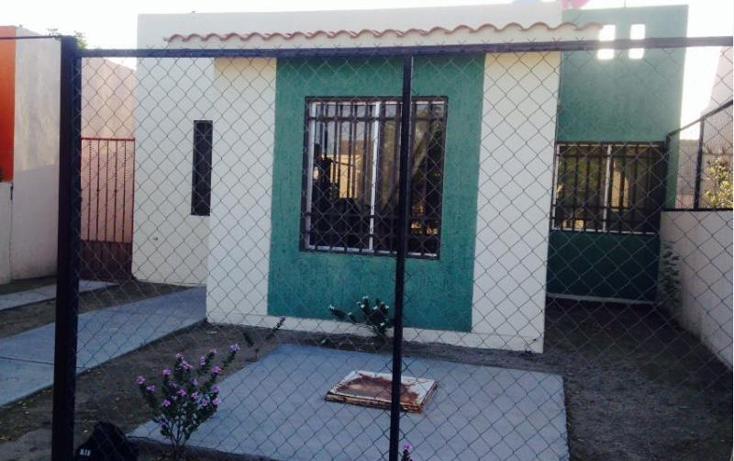 Foto de casa en venta en  #247, san fernando, la paz, baja california sur, 2028428 No. 01