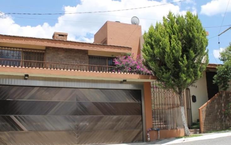 Foto de casa en venta en  249, san lorenzo, saltillo, coahuila de zaragoza, 1953836 No. 01