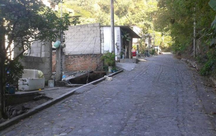 Foto de terreno habitacional en venta en  25, agua azul, puerto vallarta, jalisco, 725467 No. 02