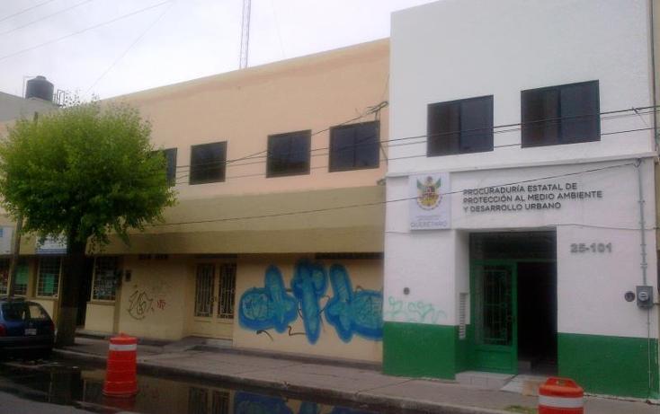 Foto de oficina en renta en  25, centro sct querétaro, querétaro, querétaro, 961287 No. 01