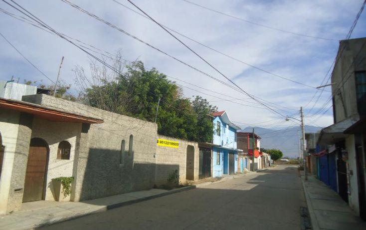 Foto de terreno habitacional en venta en, 25 de enero, santa lucía del camino, oaxaca, 1762542 no 01
