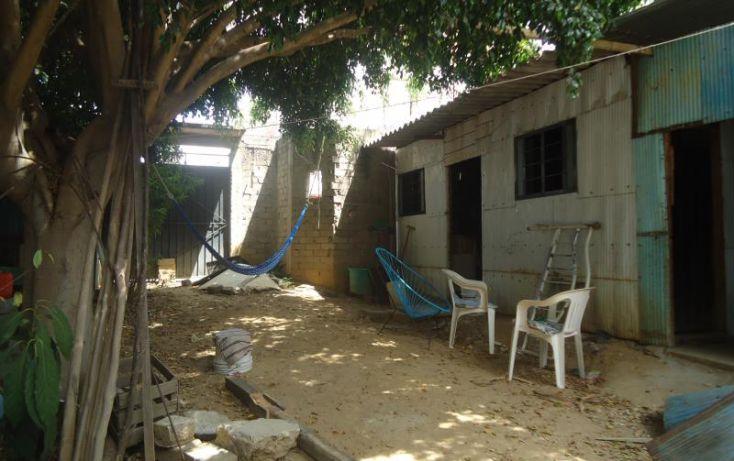 Foto de terreno habitacional en venta en, 25 de enero, santa lucía del camino, oaxaca, 1762542 no 02