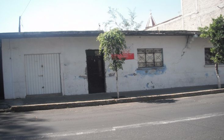 Foto de terreno habitacional en venta en, 25 de julio, gustavo a madero, df, 1855120 no 01