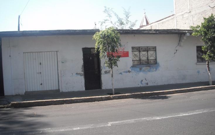 Foto de terreno habitacional en venta en  , 25 de julio, gustavo a. madero, distrito federal, 1697340 No. 01