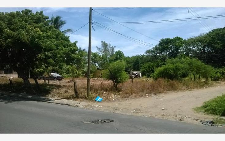 Foto de terreno habitacional en venta en  25, el coyol ivec, veracruz, veracruz de ignacio de la llave, 1562696 No. 01