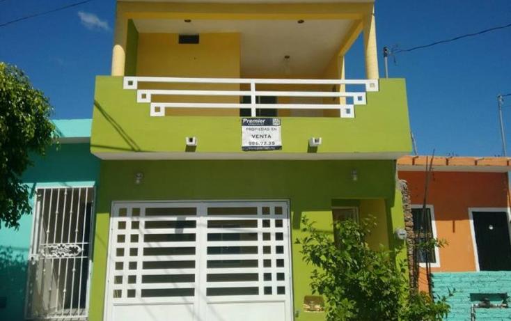 Foto de casa en venta en  25, estero, mazatl?n, sinaloa, 1745637 No. 01