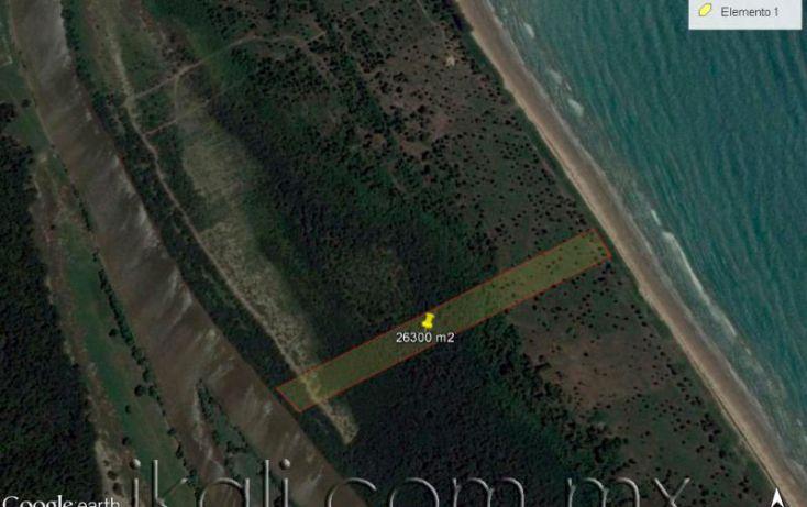 Foto de terreno habitacional en venta en 25 km al norte de barra de galindo, el paraíso, tuxpan, veracruz, 1571768 no 15