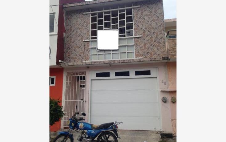 Foto de casa en venta en  25, laguna real, veracruz, veracruz de ignacio de la llave, 782153 No. 01