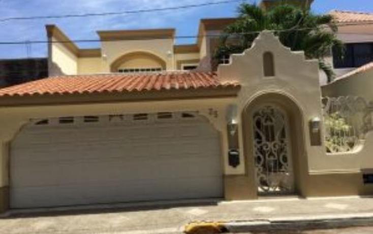 Foto de casa en venta en  25, playas del sur, mazatl?n, sinaloa, 908615 No. 01