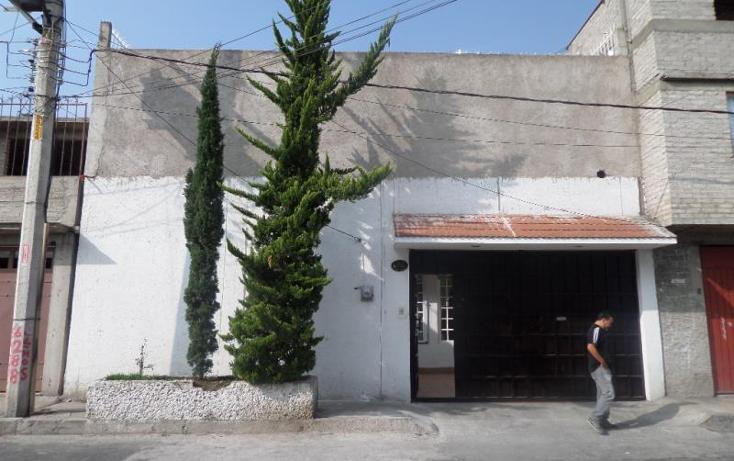Foto de casa en venta en  25, santa maria aztahuacan, iztapalapa, distrito federal, 1324885 No. 02