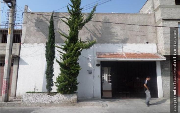 Foto de casa en venta en  25, santa maria aztahuacan, iztapalapa, distrito federal, 1380103 No. 01