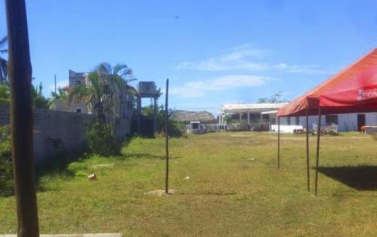 Foto de terreno habitacional en venta en  25, teacapan, escuinapa, sinaloa, 1341133 No. 02