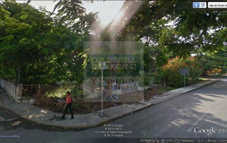 Foto de terreno habitacional en venta en 25, yucatan, mérida, yucatán, 1754574 no 01