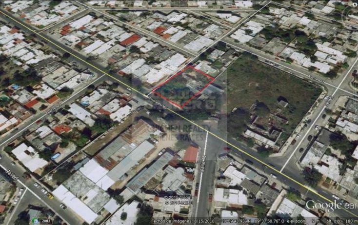 Foto de terreno habitacional en venta en 25, yucatan, mérida, yucatán, 1754574 no 03