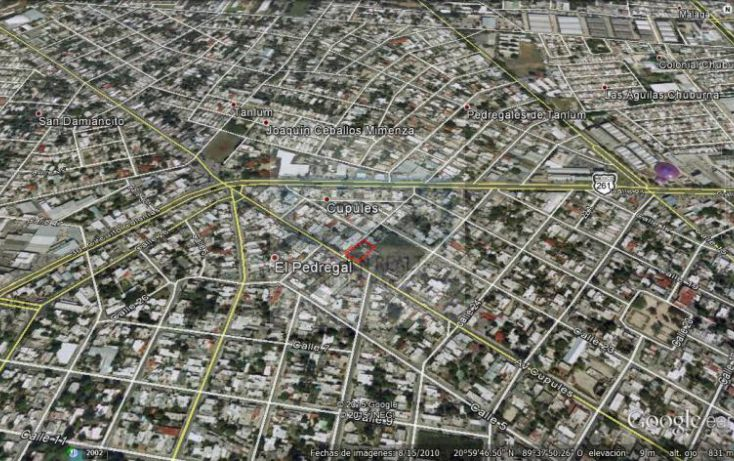 Foto de terreno habitacional en venta en 25, yucatan, mérida, yucatán, 1754574 no 05